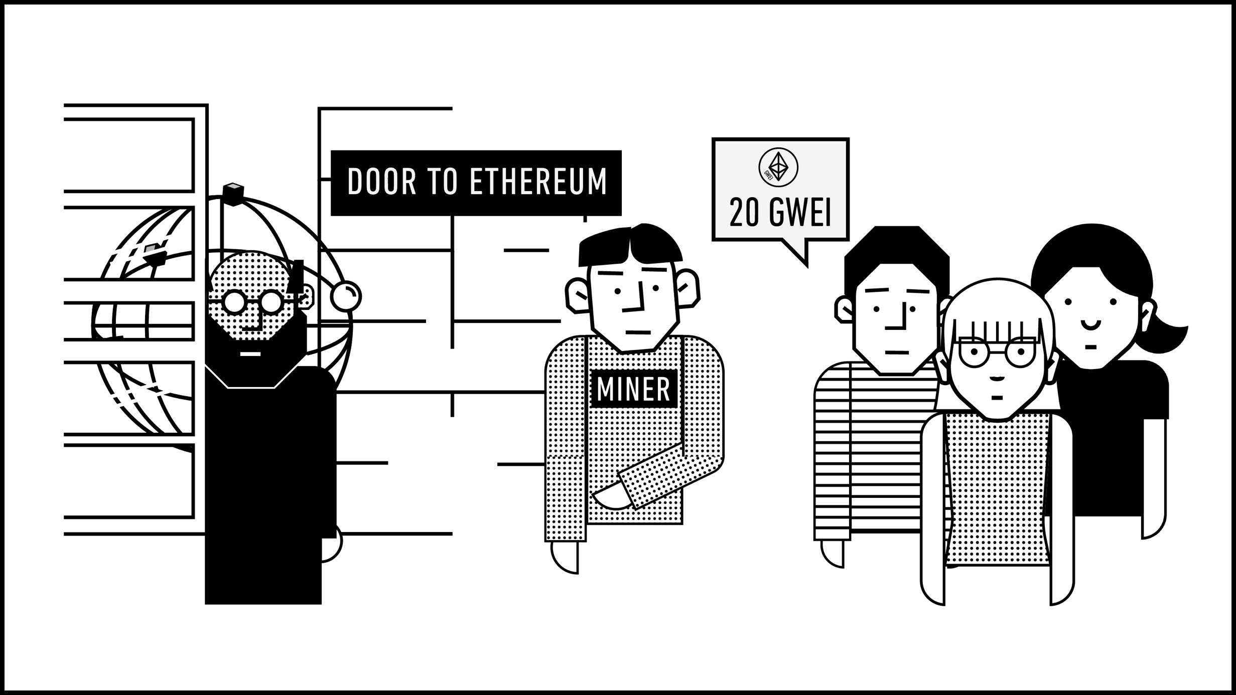 Door to Ethereum